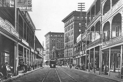 New Orleans, Louisiana, C.1920--Photographic Print