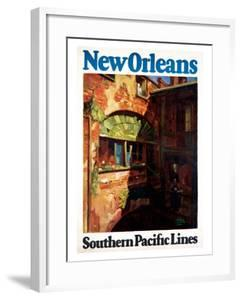 New Orleans Souhtern Pacific
