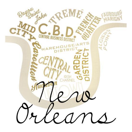 New Orleans-Kimberly Allen-Art Print