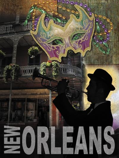 New Orleans-Todd Williams-Art Print