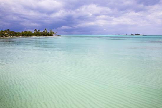 New Plymouth, Green Turtle Cay, Abaco Islands, Bahamas, West Indies, Central America-Jane Sweeney-Photographic Print