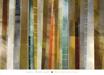 New Refractions I-James Burghardt-Art Print