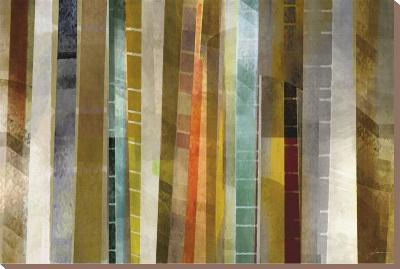 New Refractions I-James Burghardt-Stretched Canvas Print