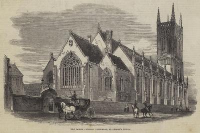 New Roman Catholic Cathedral, St George's Fields--Giclee Print
