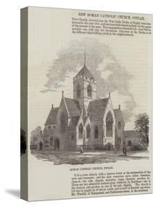 New Roman Catholic Church, Poplar