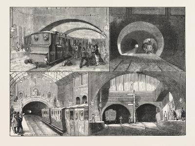 New Route to Brighton--Giclee Print