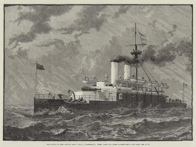 New Ships of the British Navy--Giclee Print