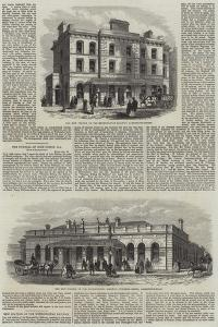 New Stations of the Metropolitan Railway