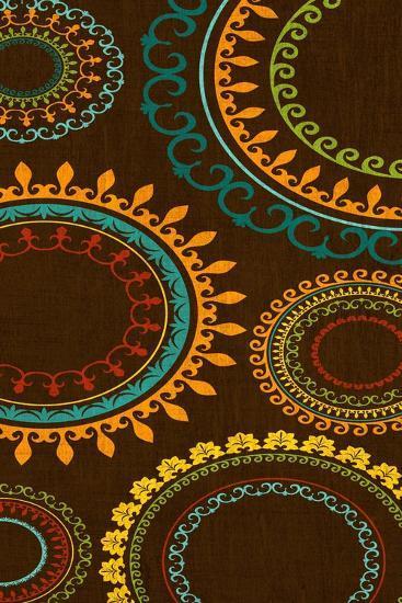 New Suzani Panel II--Premium Giclee Print