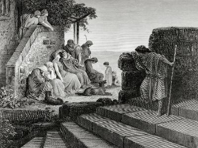New Testament, Parable of the Prodigal Son--Giclee Print