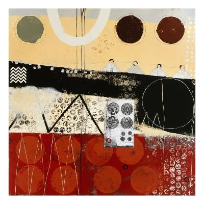 New Variation 3-Mary Calkins-Premium Giclee Print