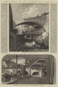 New Works on the Metropolitan Railway
