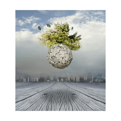 New World-ValentinaPhotos-Art Print