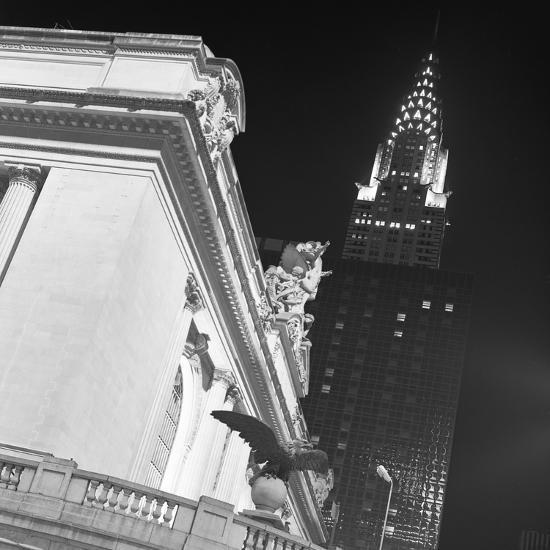 New York 003-Moises Levy-Photographic Print