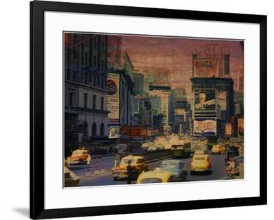 New York 1949 - 11-Jean-François Dupuis-Framed Art Print