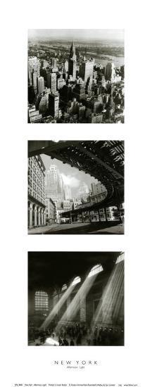 New York Afternoon Light--Art Print