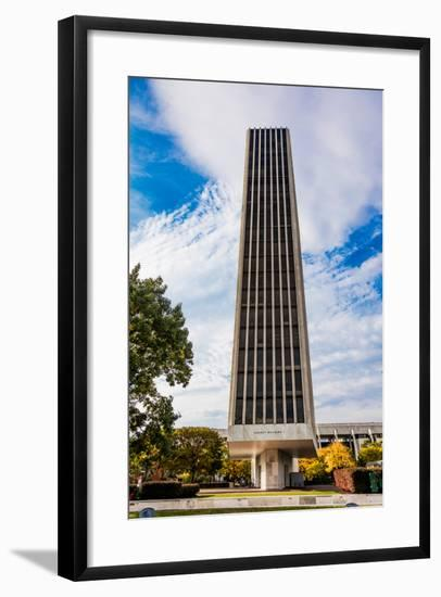 New York, Albany, New York State Capitol--Framed Photographic Print