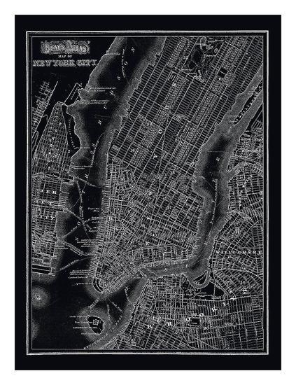 New York City, 1895-Unknown-Art Print