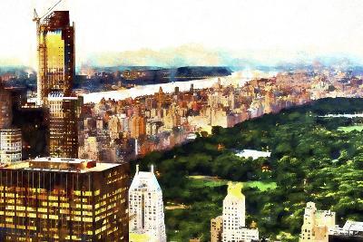 New York City Lights-Philippe Hugonnard-Giclee Print