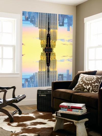 New York City Reflections Series-Philippe Hugonnard-Wall Mural