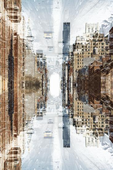 New York City Reflections Series-Philippe Hugonnard-Photographic Print