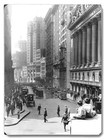 New York City Wall Street