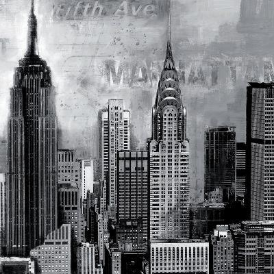 New York City-John Clarke-Art Print