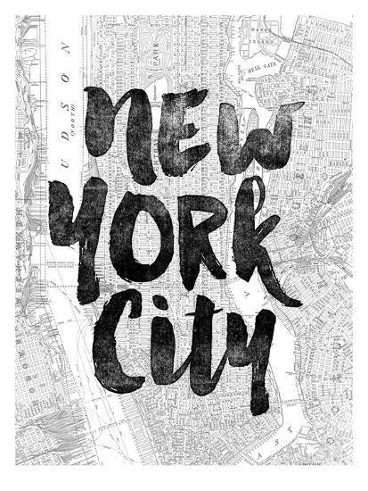 New York City-Brett Wilson-Art Print
