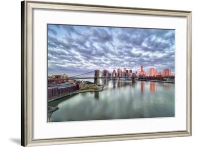 New York City-Photography by Steve Kelley aka mudpig-Framed Photographic Print