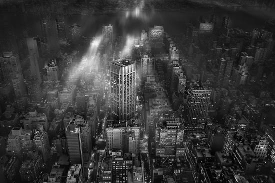 New York City-Leif L?ndal-Photographic Print