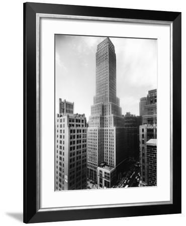 New York City--Framed Photographic Print