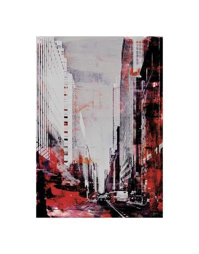 New York Color XXXIII-Sven Pfrommer-Art Print