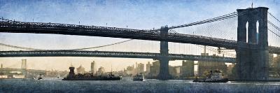 New York Crossing-Pete Kelly-Giclee Print