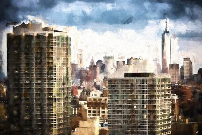 New York Downtown-Philippe Hugonnard-Giclee Print