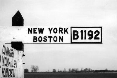 'New York', England-J. Chettlburgh-Photographic Print