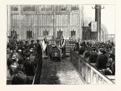 New York: Funeral of the Late Marshall O. Roberts--Giclee Print