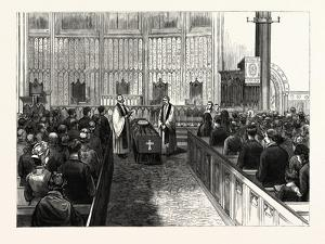 New York: Funeral of the Late Marshall O. Roberts