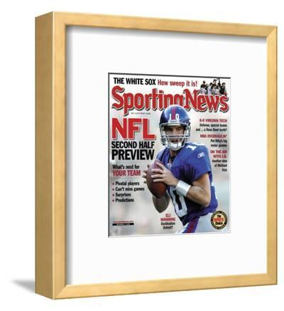 New York Giants QB Eli Manning - November 11, 2005