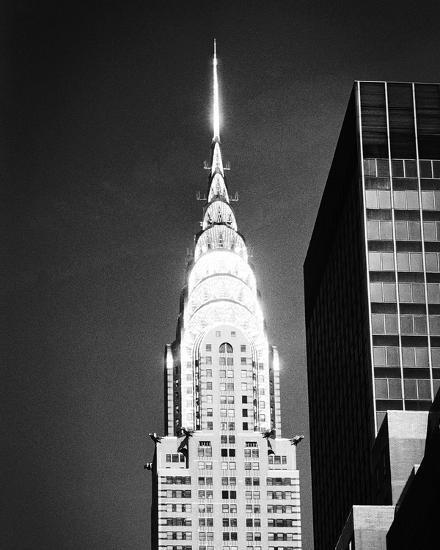 New York Icon I-Ella Lancaster-Giclee Print