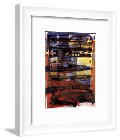 New York Jam VIII-Sven Pfrommer-Framed Art Print