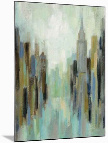 New York Morning II-Silvia Vassileva-Mounted Art Print