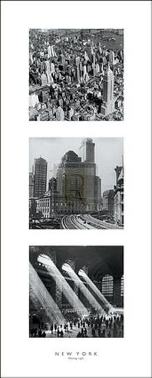 New York Morning Light--Art Print