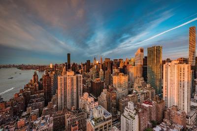 New York Morning-Bruce Getty-Photographic Print