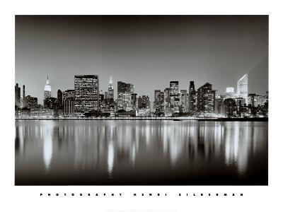 New York, New York, Manhattan East Side-Henri Silberman-Art Print