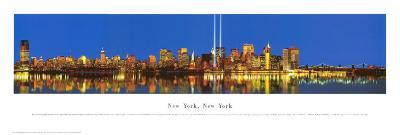 New York, New York-James Blakeway-Art Print