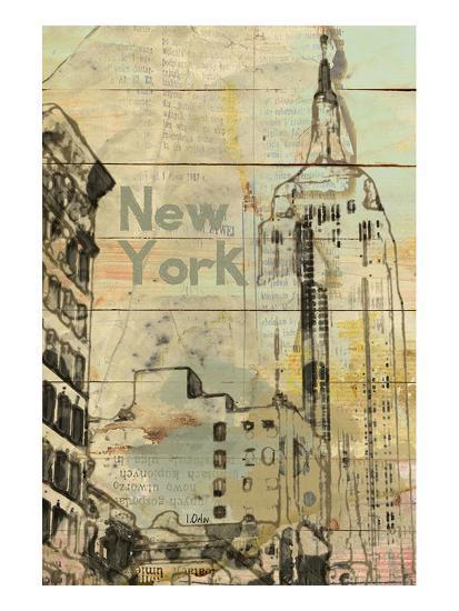 New York, New York--Art Print