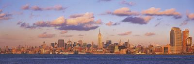New York Panorama-Adam Brock-Giclee Print