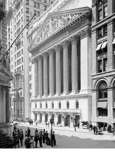 New York Stock Exchange, N.Y.