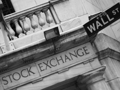 New York Stock Exchange, Wall Street, Manhattan, New York City, New York, USA-Amanda Hall-Photographic Print