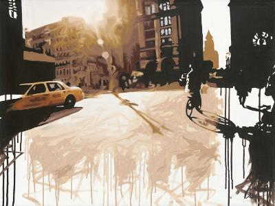 New York Street I-Kris Hardy-Giclee Print